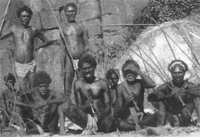 Photograph of Aborigines