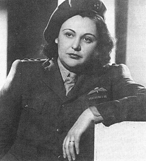 Photograph of Nancy Wake