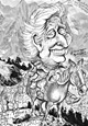 Preview caricature of Ann Murphy