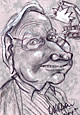 Preview caricature of Laurie Wilson