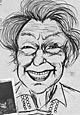 Preview caricature of Nancy Wake